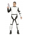 Space trooper kostuum voor heren