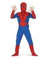 Spiderman pak voor jongens
