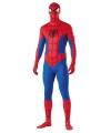 Spiderman second skin pak