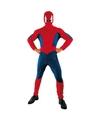 Spinnenheld kostuum voor volwassenen