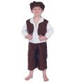 Straatjongetje kostuum voor kinderen