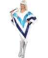 Super trooper cape poncho voor dames