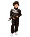 S w a t politie kostuum voor kinderen