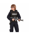 S w a t politie vest voor kinderen