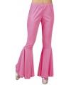 Toppers disco broek roze voor dames