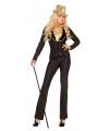 Vegas kostuum voor dames 2 delig