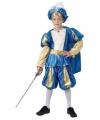 Voordelig blauwe prins kostuum voor jongens