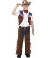 Voordelig cowboy kostuum voor jongens