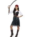 Voordelig piraten kostuum voor dames