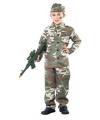 Voordelig soldaten kostuum voor jongens