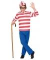 Voordelig wally kostuum voor kinderen