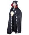 Voordelige zwarte cape voor kinderen