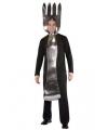 Vork kostuum voor volwassenen