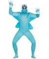 Zee monster kostuum voor heren
