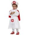 Zuster kostuum voor peuters