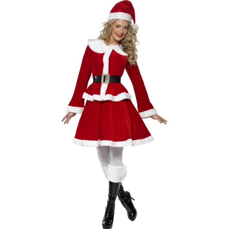 b81d4f681aeabc Kerstvrouw ouftit bij Kostuum Voordeel altijd het voordeligst