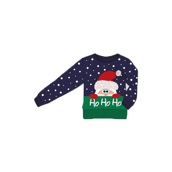 Kersttrui Ho Ho Ho voor kinderen