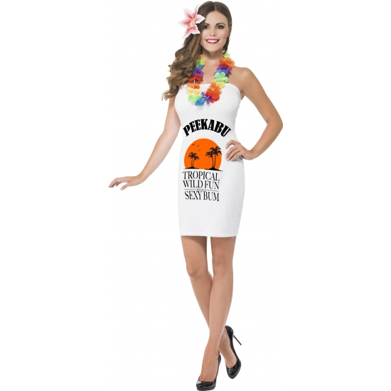 b26bc854582f8a Fun kostuum dames peekabu bij Kostuum Voordeel altijd het voordeligst