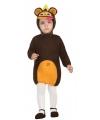 Peuter verkleedkleding aap