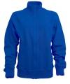 Kobalt blauw vest unisex model
