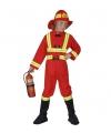 Kostuum brandweer kinderen