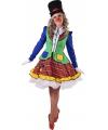 Clown Pipo jurkje voor dames