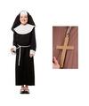 Compleet nonnen kostuum voor meisjes