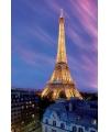 Themafeest poster Eiffeltoren