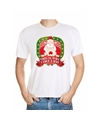 Foute kerst t shirt this is why i love christmas voor heren