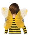 Geel gekleurde vleugels voor meisjes