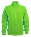 Lime groen vest unisex model