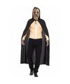 Halloween voordelig halloween kostuum zombie rits masker en cape