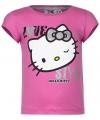 Hello Kitty t-shirt roze