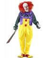 Horror It clown kostuum