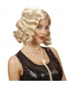 Blonde jaren 20 damespruiken