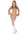 Jaren 60 hippie jurken voor dames