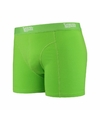 Limegroene boxershort Lemon and Soda