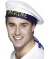 Matrozen hoedje marine