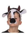 Masker koe met geluid