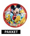 Mickey Mouse pakket voor 6 kinderen