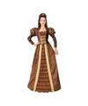 Middeleeuwse prinses jonkvrouw verkleedjurk voor dames
