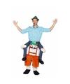 Oktoberfest verkleedkostuum man op tiroler