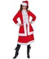 Russische kerst kostuum voor dames