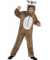 Tijger outfit voor kinderen